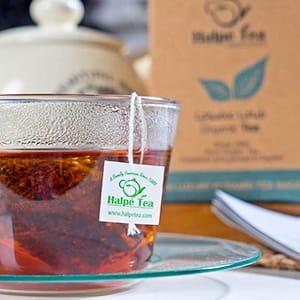 pure ceylon halpe tea